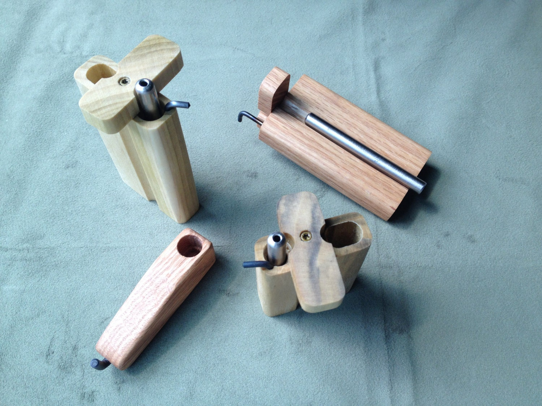 Bonus pack made of poplar oak wood pipe is