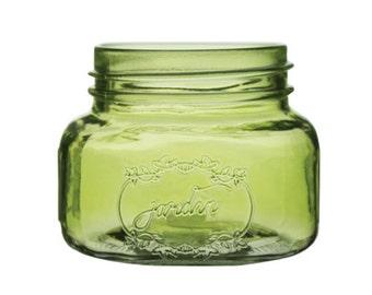 green mini mason jar wedding 16 oz glass mason jar decor bulk mason jars mason jar centerpiece. Black Bedroom Furniture Sets. Home Design Ideas