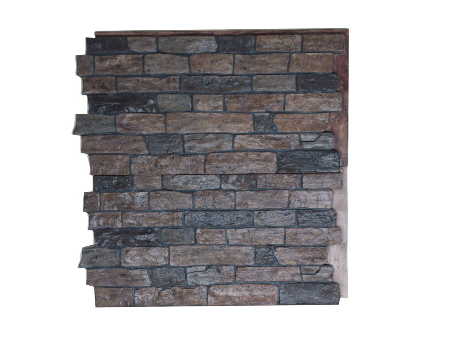 Sale rust brick wall false decorative panels from by - Brick decorative wall panels ...