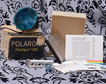 Polaroid Flash Gun 268
