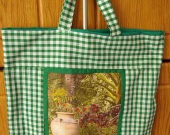 Abbortsbury Photo Tote Bag
