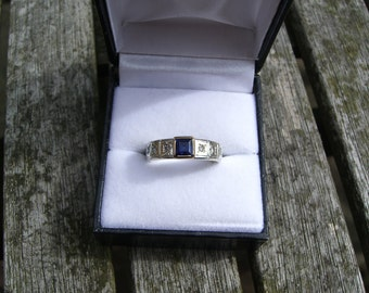 """118. """"Mark"""" - Men's Engagement Ring"""