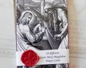 Prayer Cards - Saint Mary Magdalene Prayer Cards — Set 2