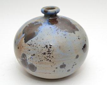 Ody ceramic vase by Annette Ody in Landshut Germany 1970's