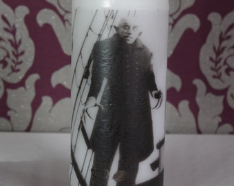 Nosferatu - Scented Pillar Candle