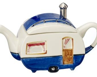 The 'Caravan' Teapot