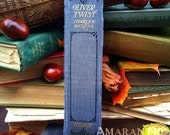 Oliver Twist - Book Spine Bookmark