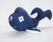 Chester Murphy (an original Murphy Whale stuffed with love and poly-fill)