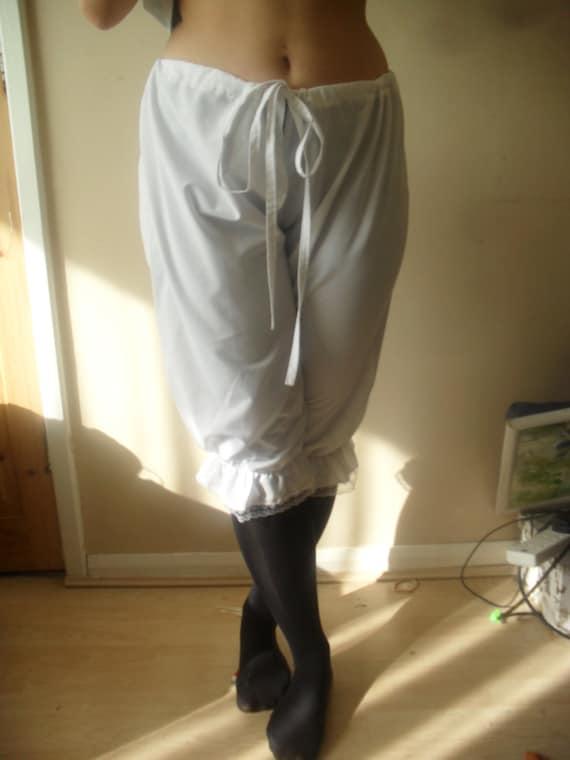 Victorian underwear fetish