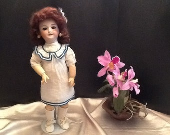 Antique S.F.B.J French doll.