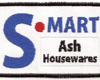 S-Mart - Ash, Housewares patch