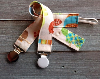 Pacifier Clip, MAM, Nuk, Soothie, Baby, Boy, Girl, Universal, Animal