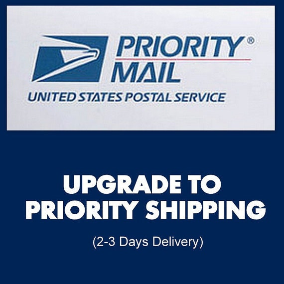 Priority Shipping Upgrade US only / Rush Shipping