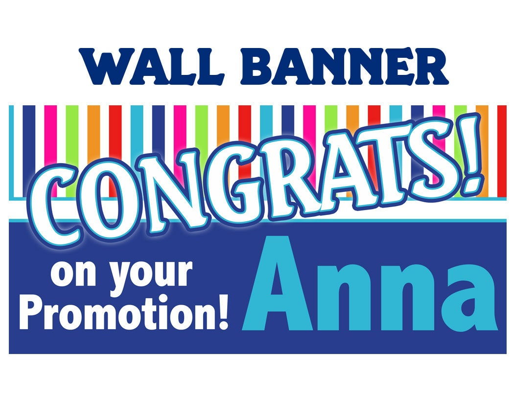 congrats banner personalized party banners congratulations banner