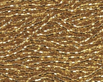 PRECIOSA #11 Seeds - Gold Silver Lined - Hank