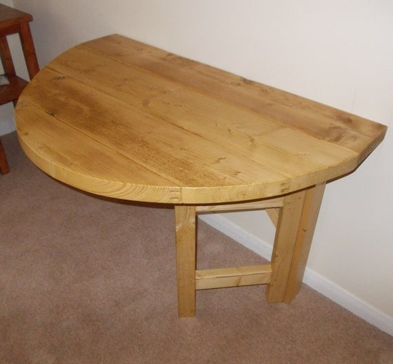 Used Oval Wood Kitchen Table With Leaf