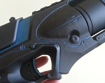 The Lisberger - custom-painted Strongarm Nerf gun