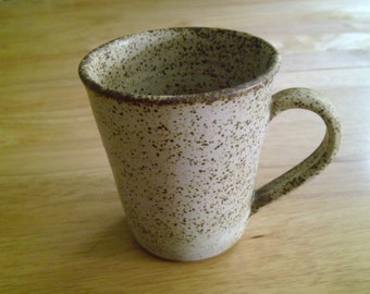 Stoneware Coffee / Latte Mug