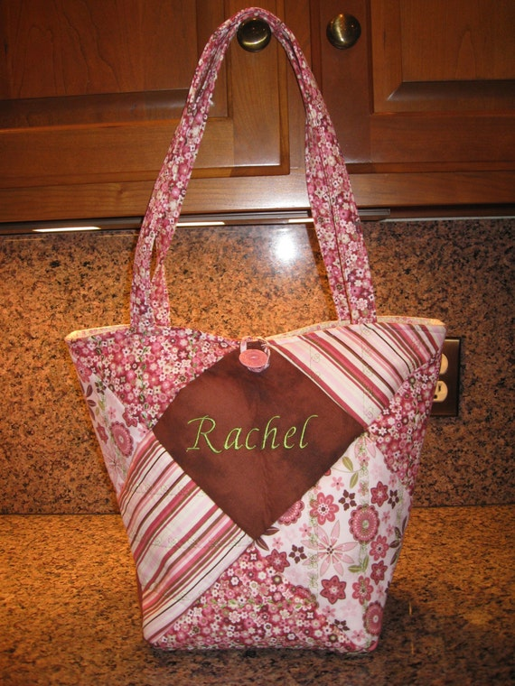 handmade quilted handbags - photo #27