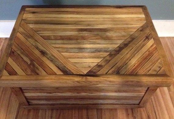 Hope Chests Wooden Handcrafted ~ Wood hope chest storage trunk