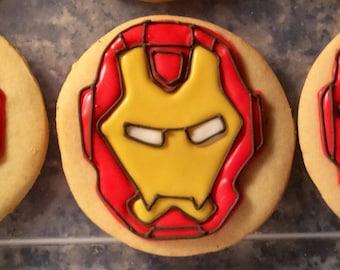 Ironman Cookies