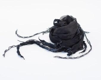 PHYLAD scarf - Black