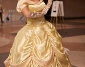 Princess Belle Gown