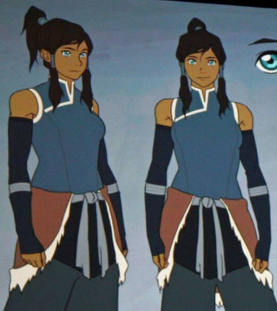 Avatar F3b Version 2: Avatar The Legend Of Korra Season 2 Korra Cosplay By