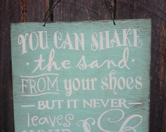 beach decor, beach home decor, beach house signs, beach house decorations, beach sign, shake the sand, beach house, 136