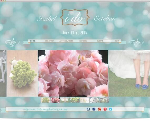 Building A Wedding Website - Inn 2 Weddings