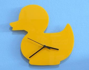 Rubber Duck - Wall Clock