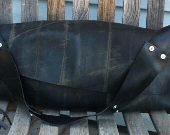 Recycled Tire Inner Tube Bag