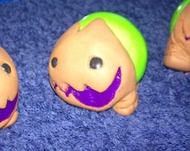 Figurine Zerg - Baneling (Starcraft 2 - Campos) in fimo collectible
