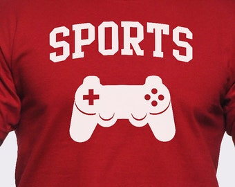 Sports Game Controller T-Shirt