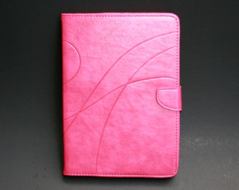 On Sale!!!! iPad 5 Case, iPad5 Case, Leather iPad 5 Case, Leather iPad5 Case,  Rose Red iPad 5 Case, Rose Red iPad5 Case
