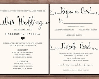 What details to put on a wedding invite 28 images wedding details wedding invitation card what stopboris Image collections