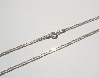 FiGArO chain ,sterling silver 925
