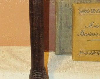 Vintage Industrial 'Wooden Bobbin