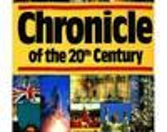 BKWH002  Chronicle of the 20th Century