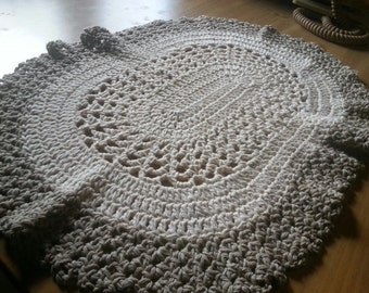 Made To Order Crochet Placemat Set