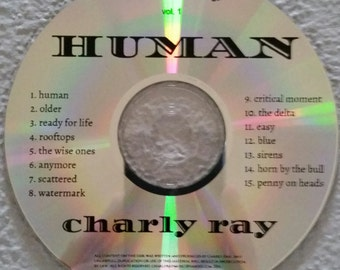 HUMAN, CD Only