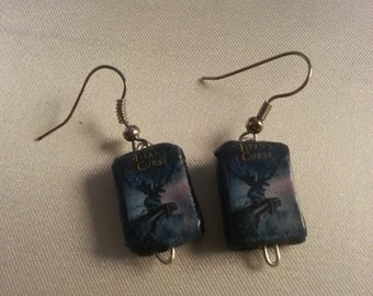 Percy Jackson and the Olympians: The Titan's Curse Earrings