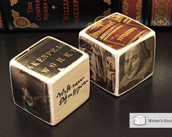 Writer's Block: William Shakespeare