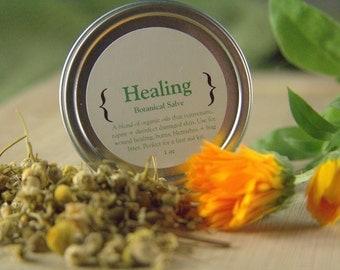 Healing Botanical Salve