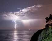 Electric Lightning Ocean
