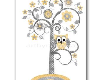 INSTANT DOWNLOAD Art Tree Nursery Printable Boy Room Art Nursery Digital Download Art Baby Boy Nursery Digital Download Print 8x10 11X14