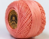 Light Salmon Crochet Tatting Thread Size 12 100% Cotton Oren Bayan Brand 28772