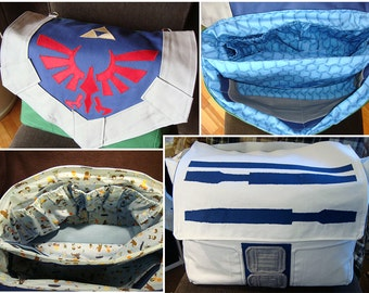 Fully Customized Diaper Bag