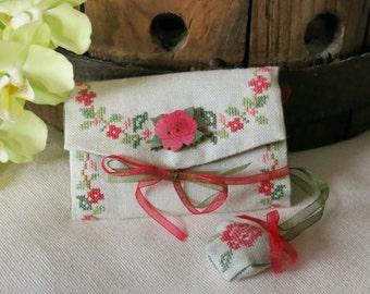 Pochette Rose