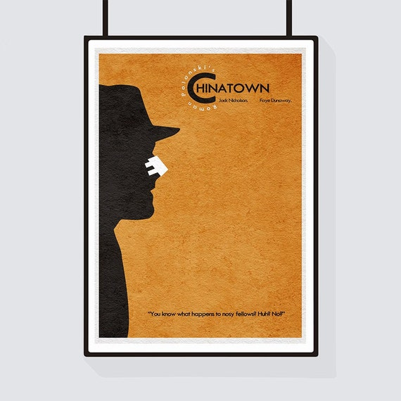 "chinatown movie essay Even though it was made decades after the golden age of film noir, ""chinatown"" is one of the greatest, if not the greatest, example of the genre."